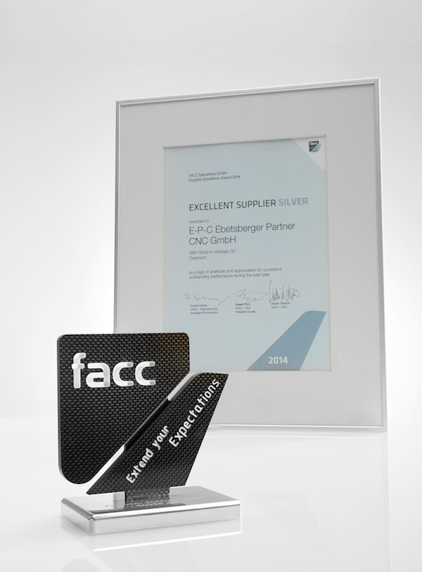 FACC Suplier Award